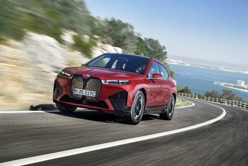 宝马集团将携多款车型亮相2021年上海车展