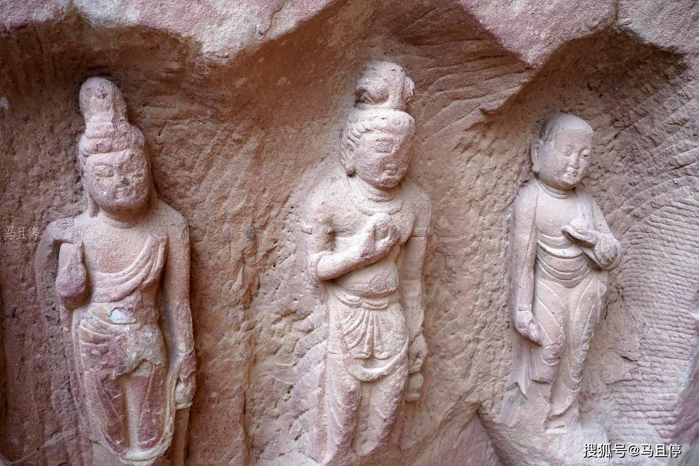 甘肃有个石窟,名气不大却藏有183个窟,还可看到世界第九大佛