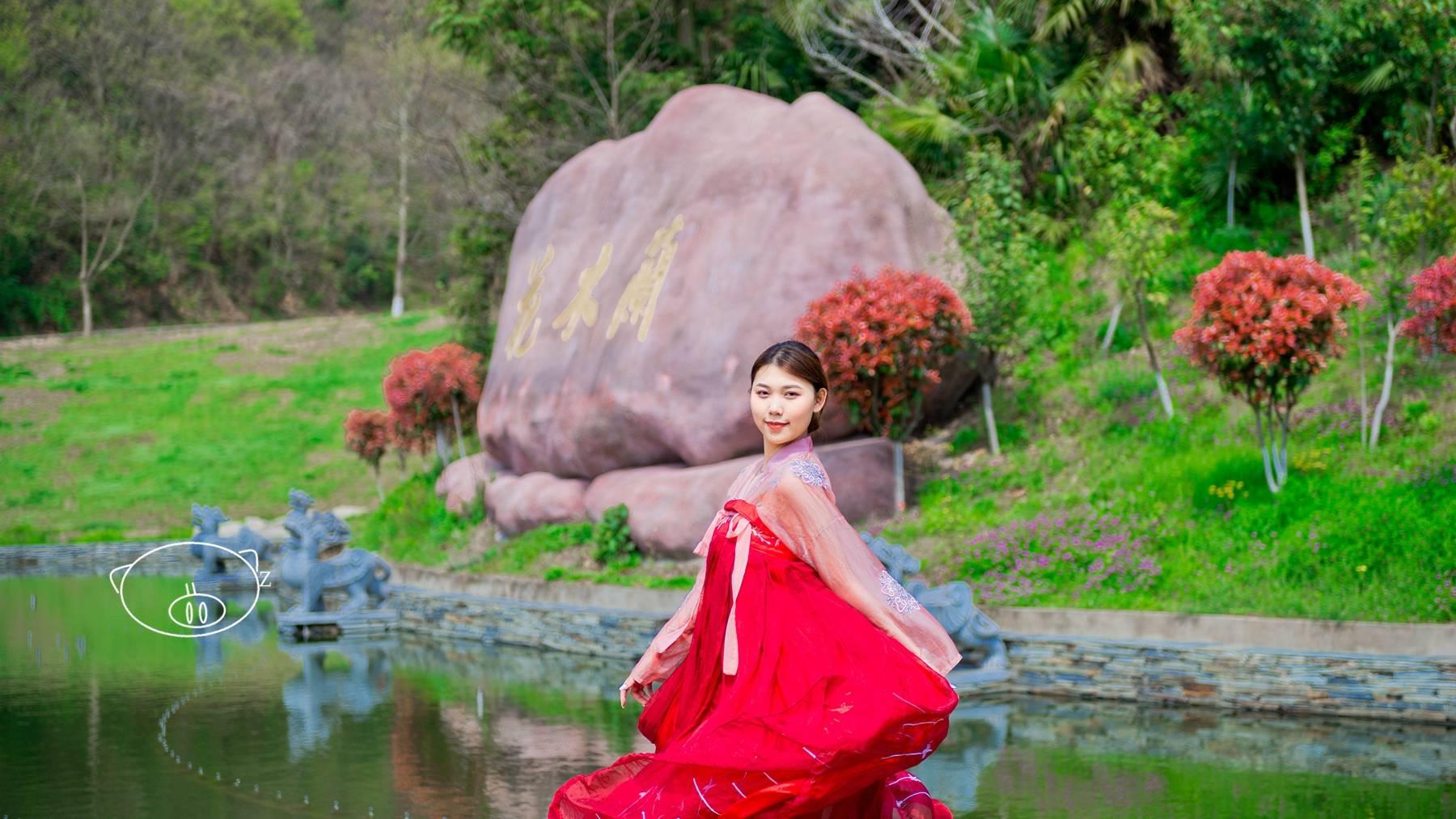 武汉|木兰天池,城市之肺,森林氧吧,亲近自然,花海游船