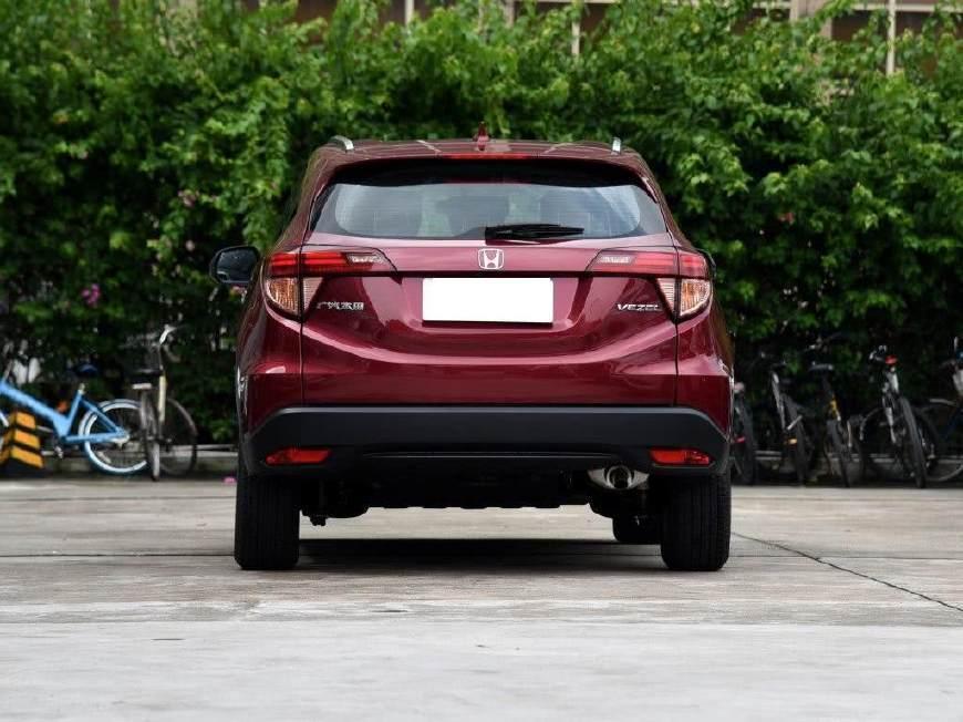 本田缤智小改款来了,增加3种颜色,配1.8L加CVT,售12万