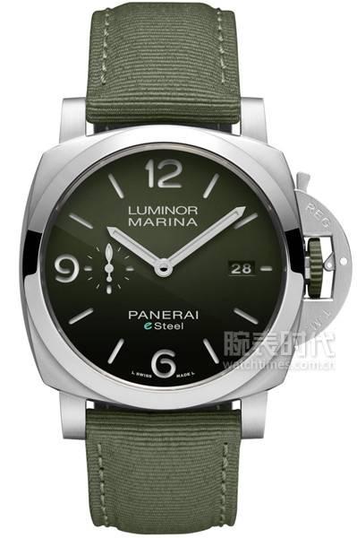原创             2021这十大腕表,都绿了