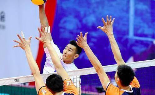 「排球」中国男排公布集训名单,广东队长入选