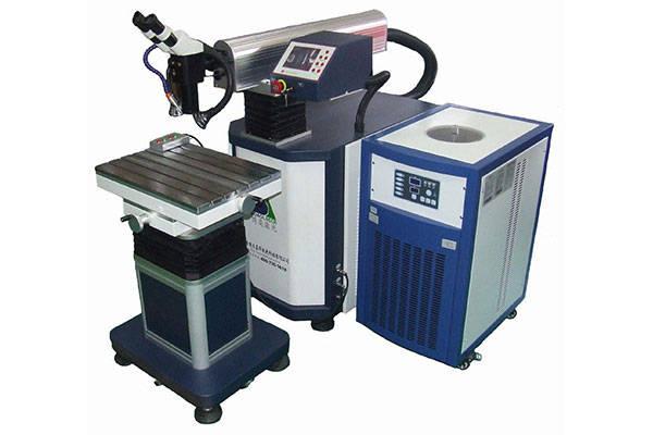 分享如何正确处理光纤激光焊接机的故障问题