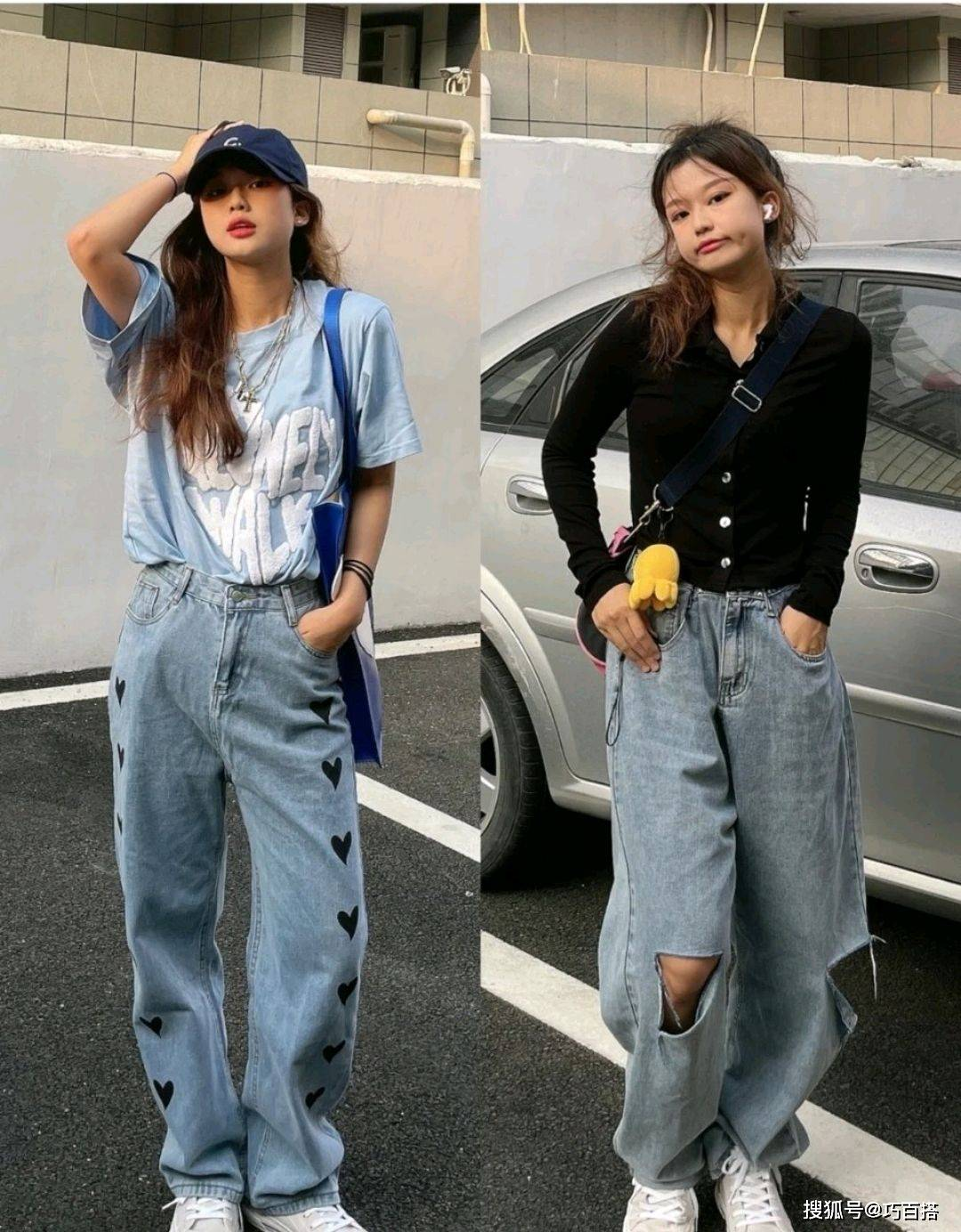 【韩风穿搭】2021最新时尚感十足的韩风穿搭,get这三个要素就够了
