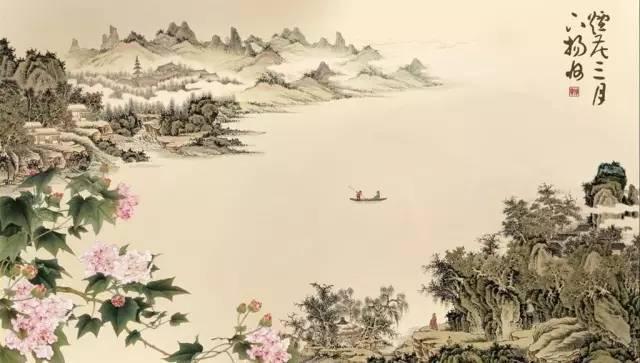 """李白""""烟花三月下扬州""""中的""""烟花""""实为一种花,和扬州很有渊源"""
