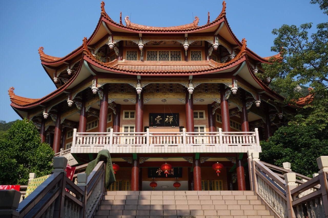 原创             福建一座有千年历史的寺庙,与浙江普陀山观音道场类似