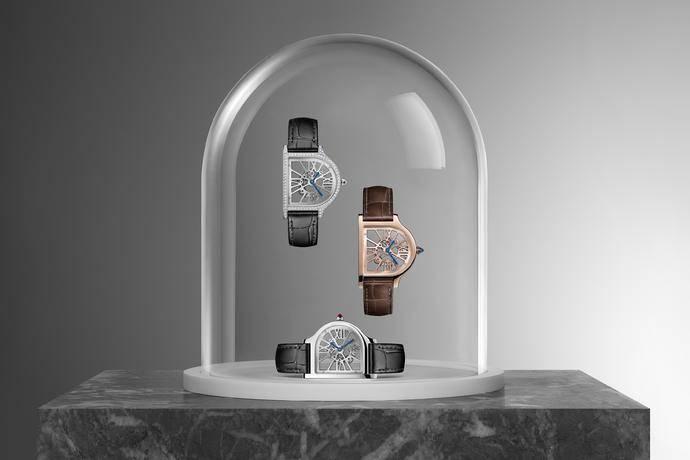 传奇之作 醒目造型 Cartier Privé系列迎来新臻品
