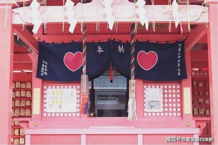 日本十大绝美神社,随手一拍都是明信片素材!