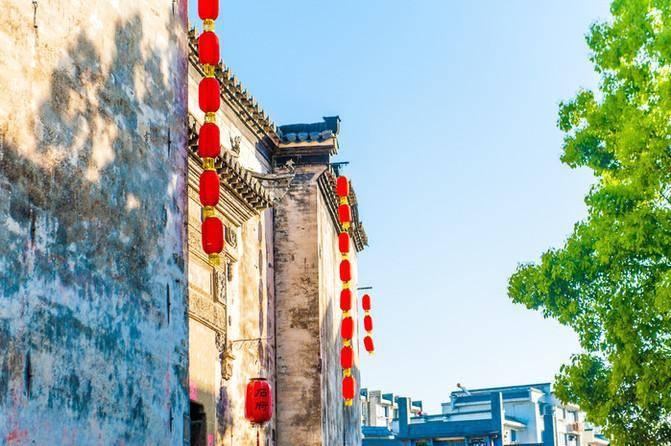 这里藏了徽州的记忆,是黄山千年商业文化的重要场所,你去过吗