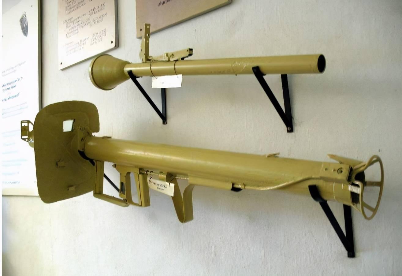 盟军坦克噩梦,二战德军88毫米反坦克火箭筒,起源于美制巴祖卡