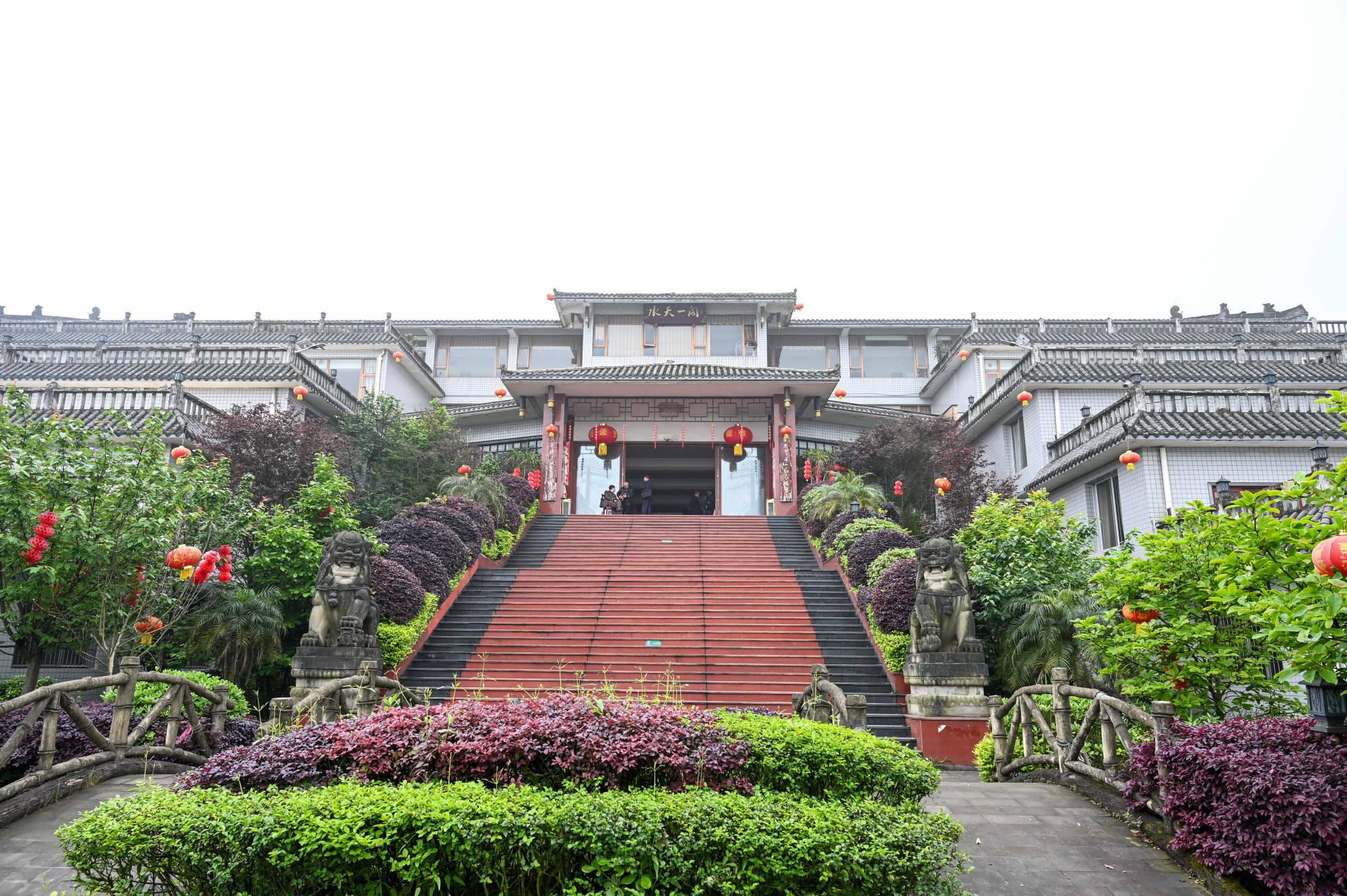 """五一长假避暑胜地,泸州合江八景之一,一览合江人的""""后花园"""""""