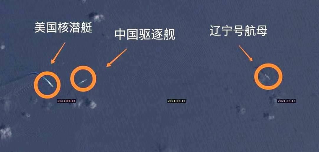 海域较量,美军核潜艇被逼出水面?美军隐藏的实力让人后背发凉