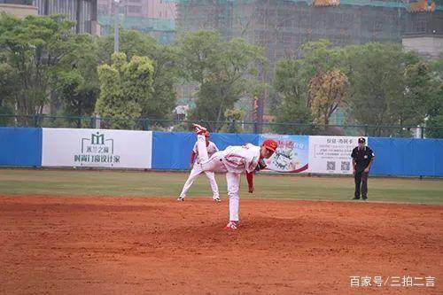 2021年全国棒球锦标赛半决赛 上海3-2险胜北京_陕西队