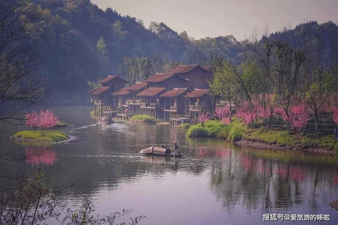 《向往的生活5》拍摄地终于曝光!风光绝美、美食遍地的宝藏小城