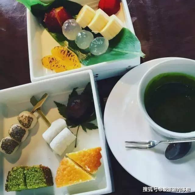 来到日本一定要吃的百年手作抹茶美食!果然夏天还是和绿色最配!