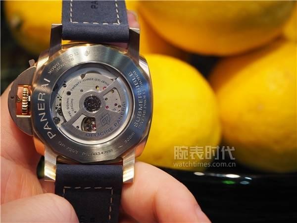 原创             男女通吃的青铜腕表,它可能是TOP1
