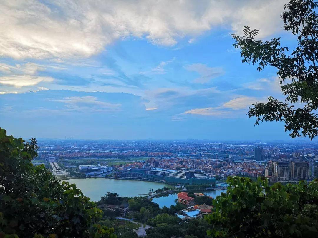 原创             广东省旅游名镇之一,拥有广东四大名山之一