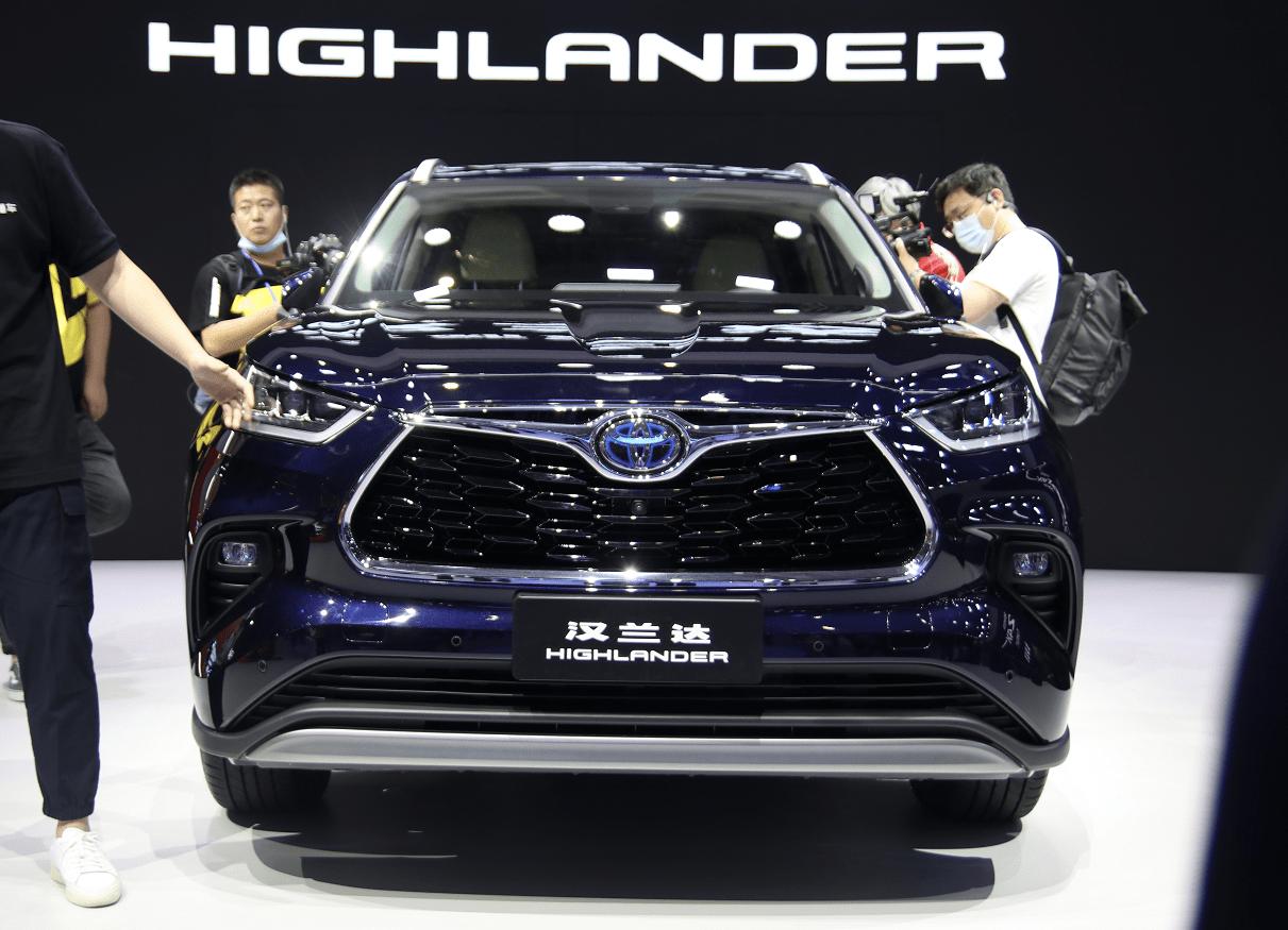 上海车展收官,编辑心中最值得期待的三款车,星越L领衔_汉兰达