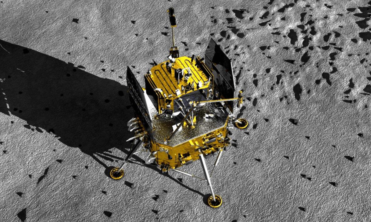与美国没法比,嫦娥五号技术不成熟?月球样品竟比计划少了269克  第1张