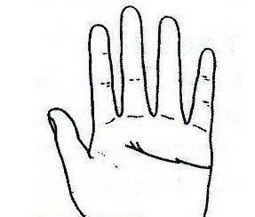 """秘传手相古相法精解:手相""""感情线""""、详细图文解析、值得收藏!  第12张"""
