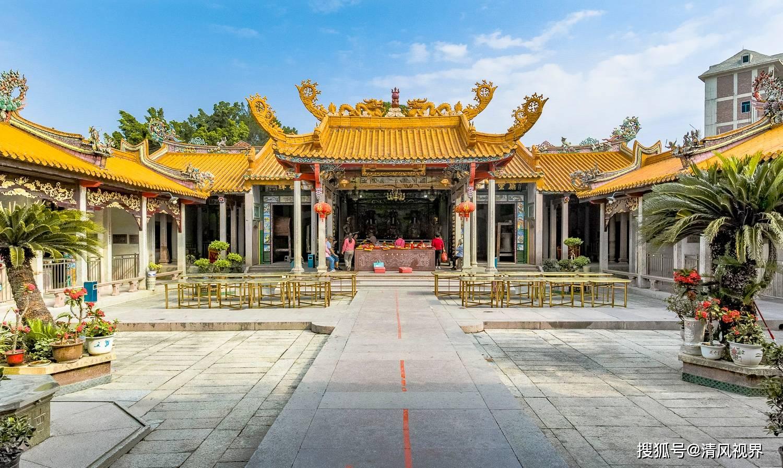 原创             护国庇民,1400年的历史,世界16000多座三山国王庙的鼻祖