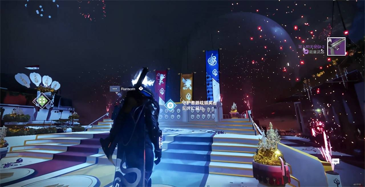 猎人成功卫冕《命运2》五一赛季最后狂欢开启