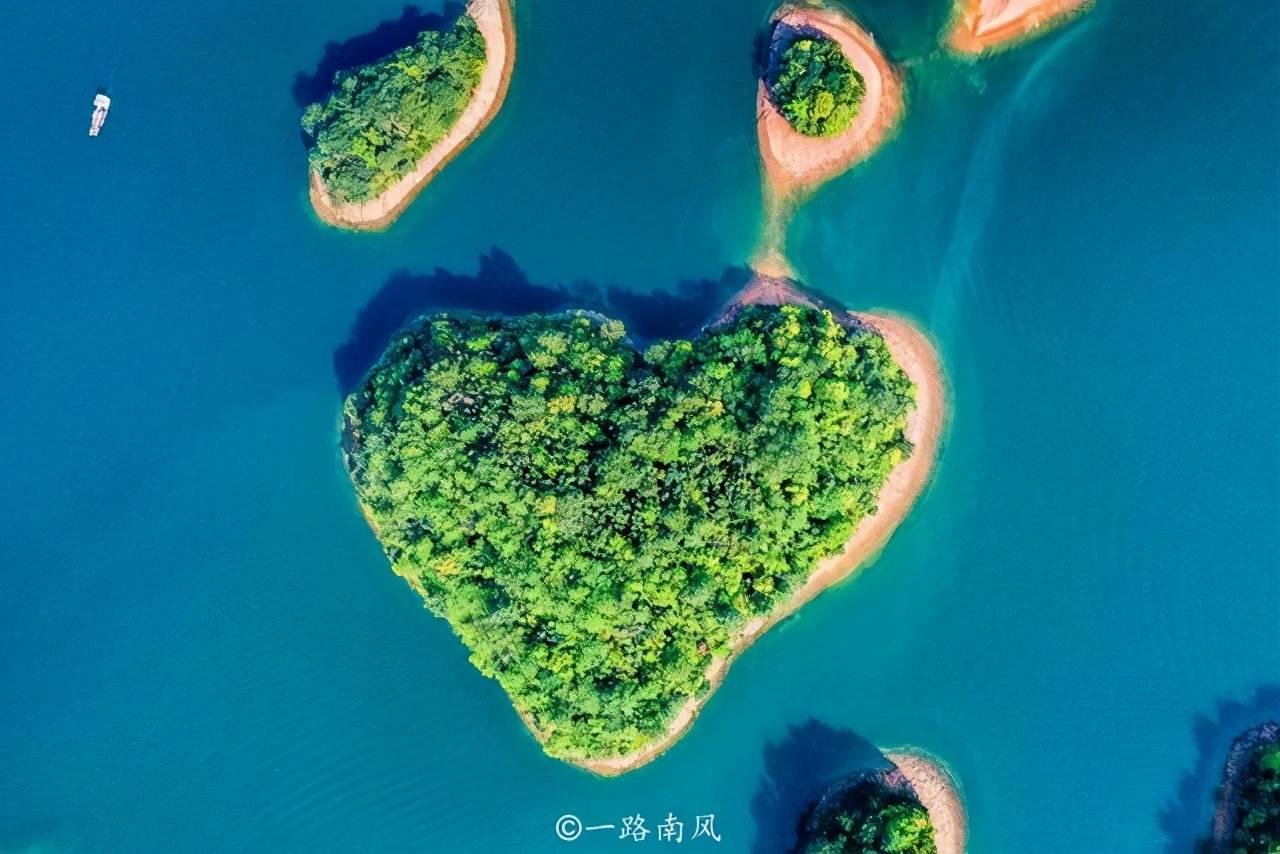 """江西九江版千岛湖,面积是杭州西湖的54.4倍,美似""""马尔代夫"""""""