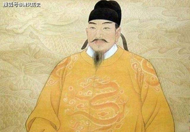 唐高祖李渊作为开国皇帝,为何会畏惧自己的儿子李世民?
