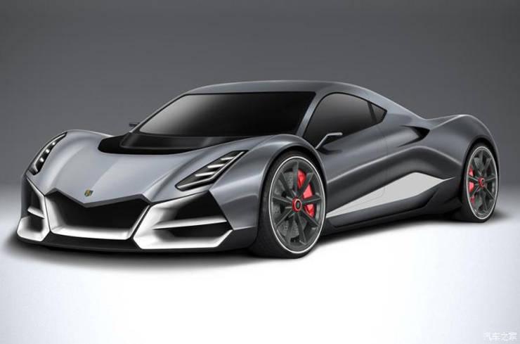 瑞士Morand汽车推电气化超跑 时速超400km_设计
