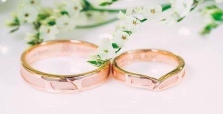 心理测试:4对情侣戒指,你喜欢哪对?测你最容易爱上什么星座