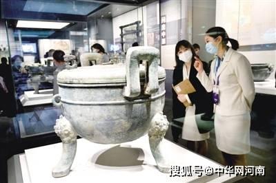 """""""5·18国际博物馆日"""" ,河南博物院准备了文化大餐"""