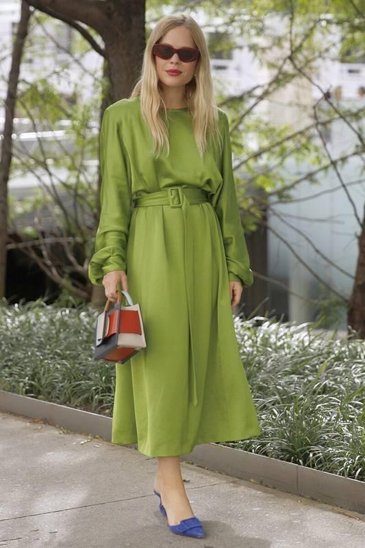 牛油果绿色才是夏天最美色彩?分不清这些细微区别难怪你穿显黑