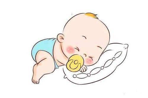 寶寶睡覺翻白眼,別只顧可愛,當心了!