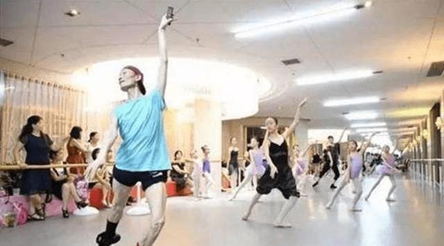 46岁舞蹈