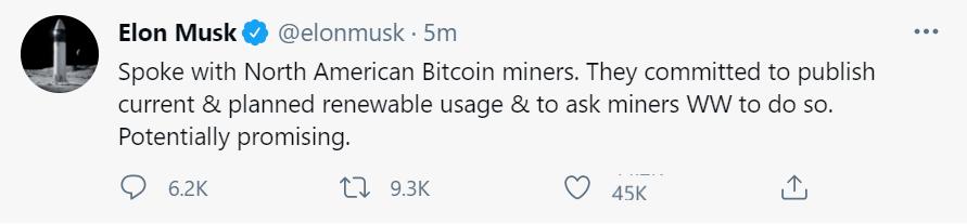 马斯克组建比特币挖矿委员会,或是利用币圈做生意