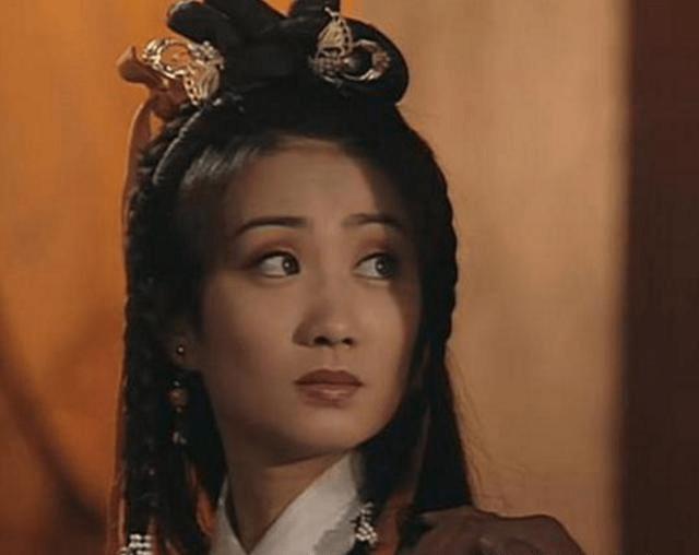 """图片[2]-12位嫦娥谁最美?她最颠覆仙女形象,堪称""""婊里婊气""""-妖次元"""