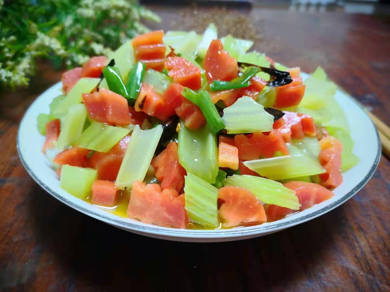 天熱要多吃這菜,一焯一拌脆嫩爽口,營養還便宜,每周至少吃兩次