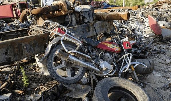 旧摩托不要随便卖掉,车上的这个东西,可能比摩托还值钱