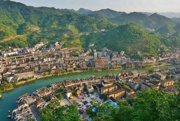 贵州第二个5A级古镇,尚未完全商业化,网友:像凤凰古城