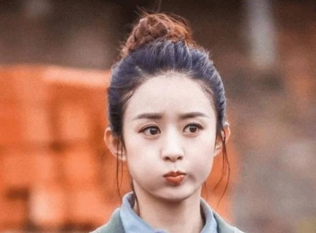 """最适合扎丸子头的女星,双""""赵""""上榜,她让人很意外"""