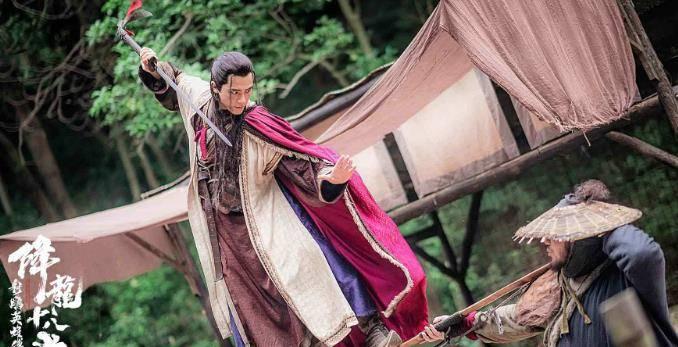 电影版《射雕英雄传》定档,郭靖帅气,黄蓉被吐槽太老