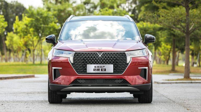 紧凑型SUV新成员,东风日产启辰星打开消费的突破口
