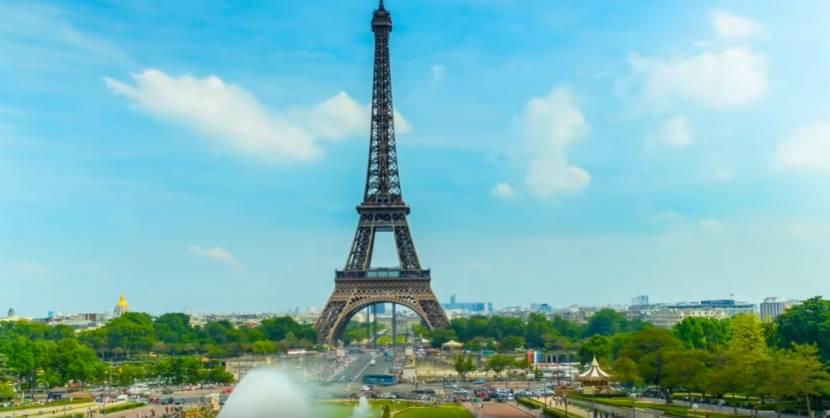 上海GDP总量曾为巴黎的11%!20年过去,两者的经济差距如何?