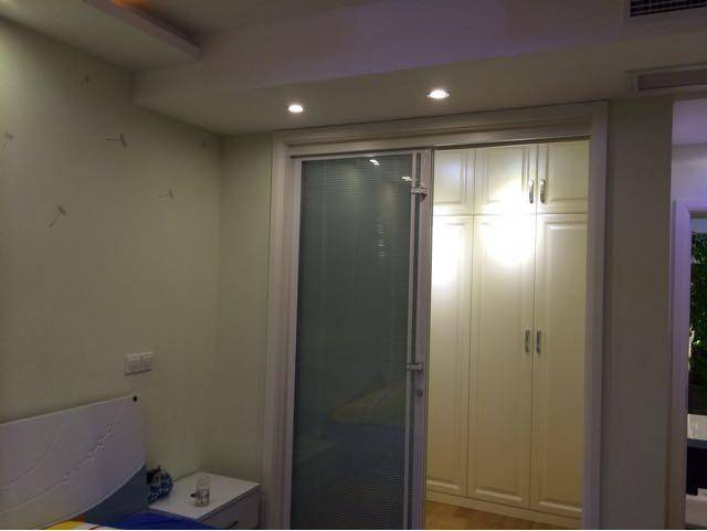 厦门90平米三居室小窝 ,最满意入室处的崎岖柜,