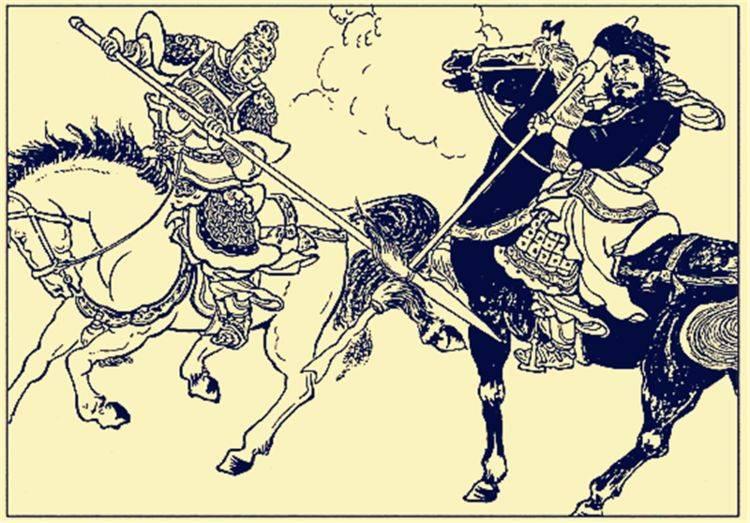 刘备诸葛亮让张飞迎战马超,如果换成关羽,结局将会如何?