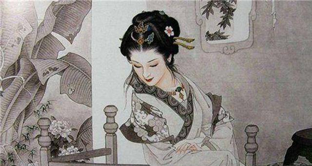李白被唐玄宗拉来写诗,为夸赞杨玉环,写出了《清平调词》