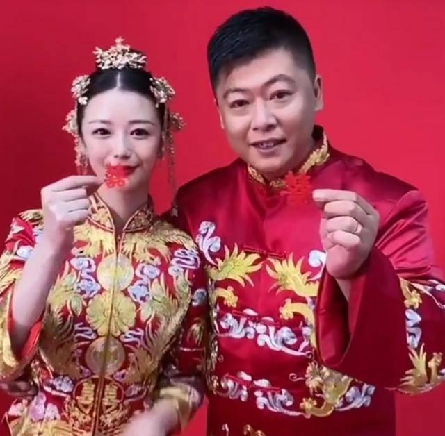 謝永強結婚了,小12歲嬌妻年輕漂亮,現場卻不見四大天王!