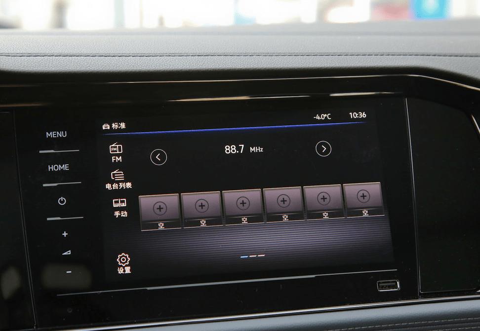 與Sagitar價格相近,這款德系車卻擁有保時捷同款擋桿,配置更高階