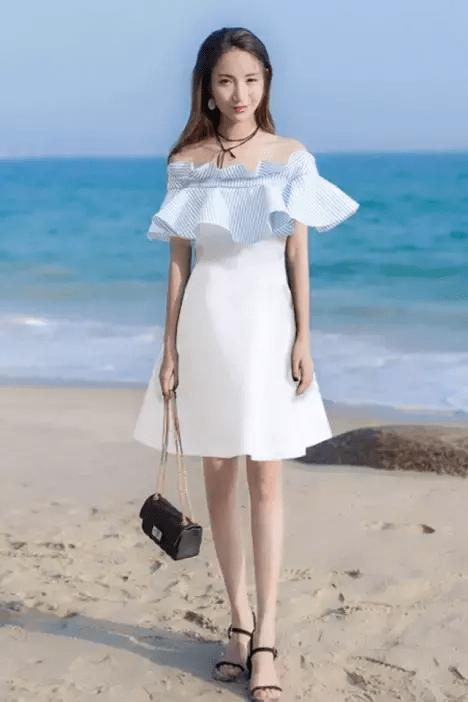 夏季服装搭配淑女美衣凸显你的温婉气质