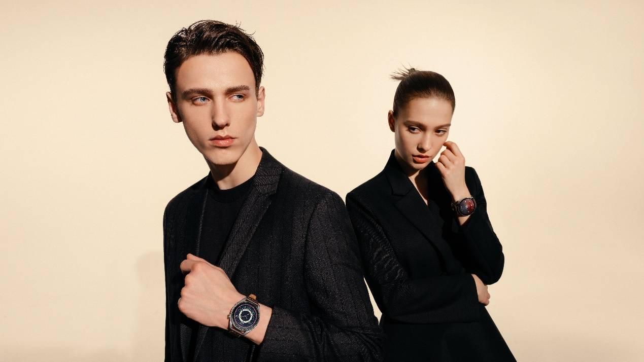 华为WATCH 3软件更新,智能手表的高度实用性!